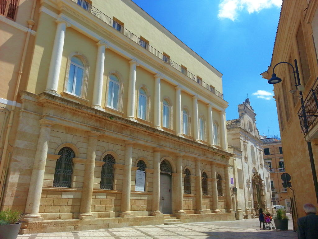 Palazzo Vescovile di Gravina in Puglia