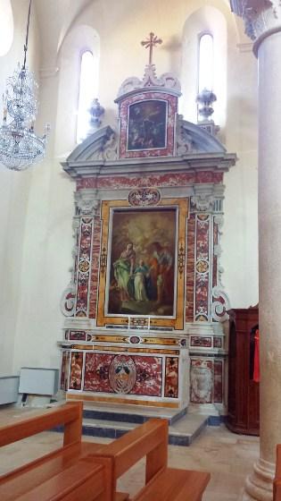 Altare della Sacra Famiglia