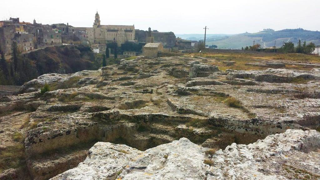 Sito archeologico Padre Eterno