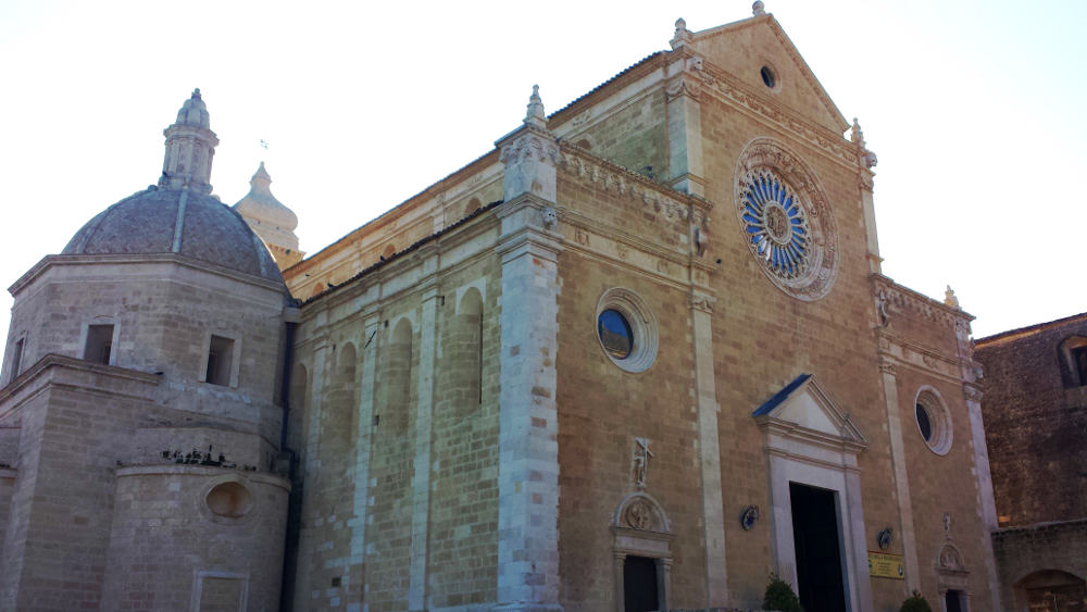 Cattedrale di Gravina in Puglia - Santa Maria Assunta