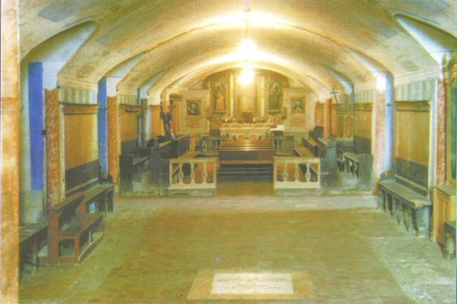 Succorpo della Cattedrale di Santa Maria Assunta di Gravina in Puglia