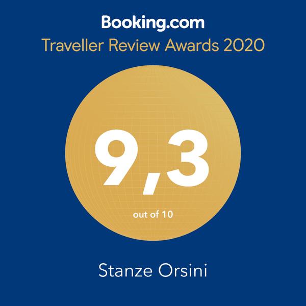 Booking Award 2018